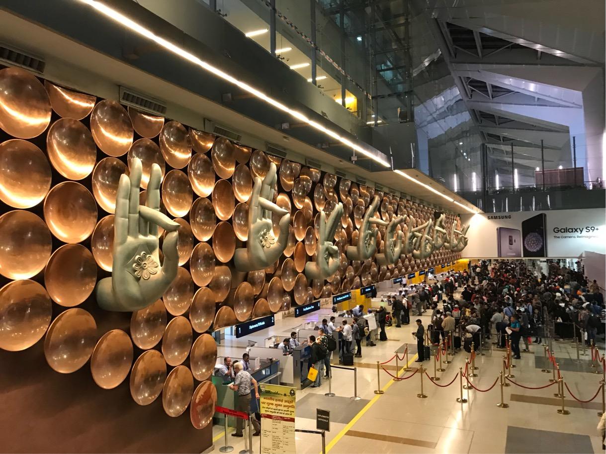 インディラガンディー国際空港