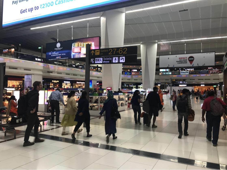 デリー国際空港