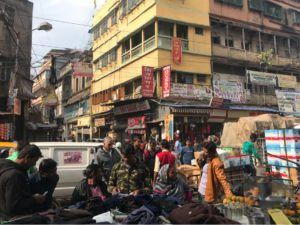 インド・コルカタ 街角