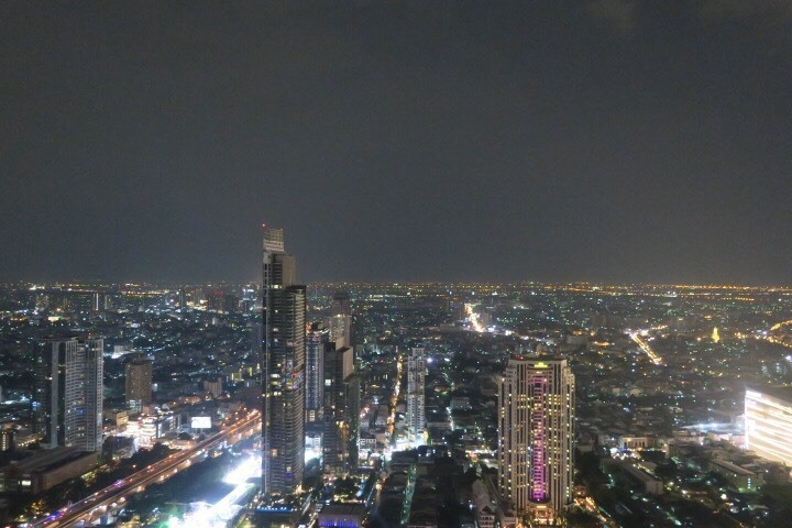 バンコク  夜景
