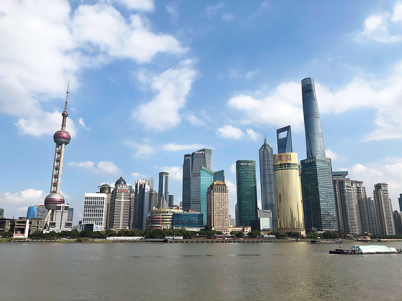 上海 全景